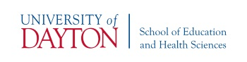 MS in Education Program at University of Dayton